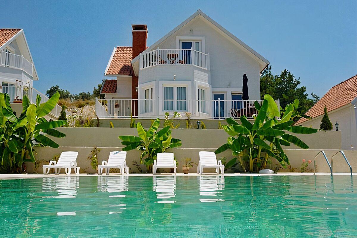 Villa with stunning views maison de vacances sogucak louer - Villa de vacances exotiques island views ...