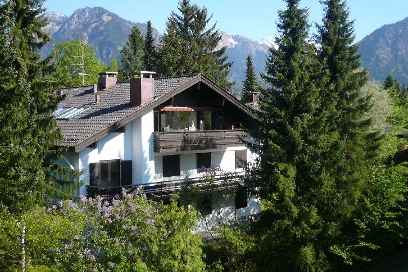 Fewo Allgäublick**** eine der schönsten Fewo in Oberstdorf in zentraler Bestlage!