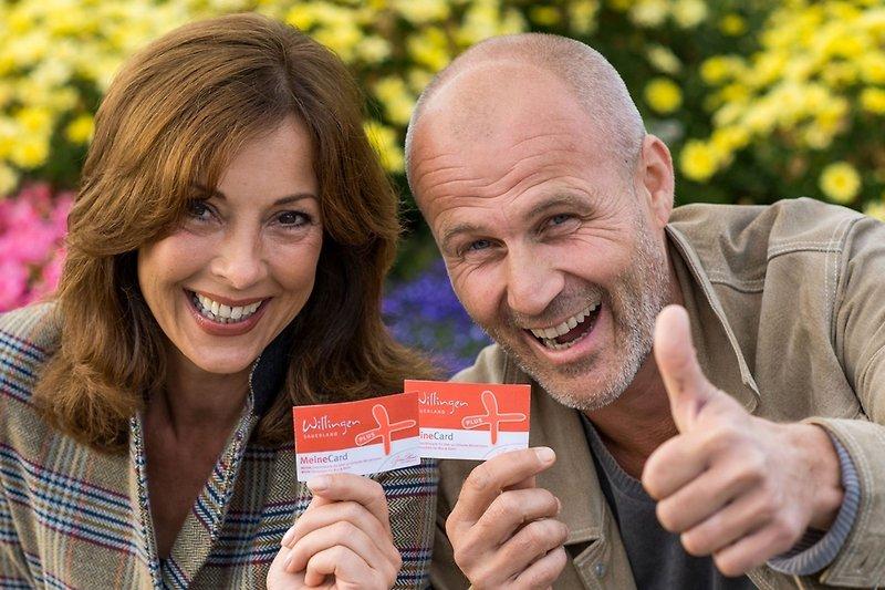 MeineCard+ inkl. = über 95 Freizeiteinrichtungen kostenlos für unsere Gäste!