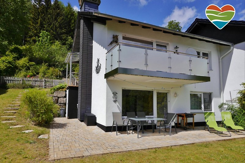 Haus Rodeland mit MeineCardPLus