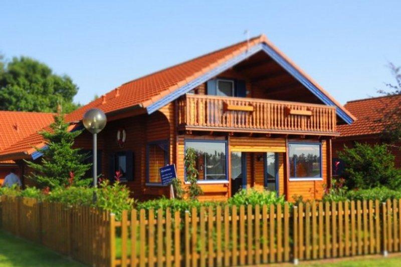 Ferienhaus Kleiner Seeräuber