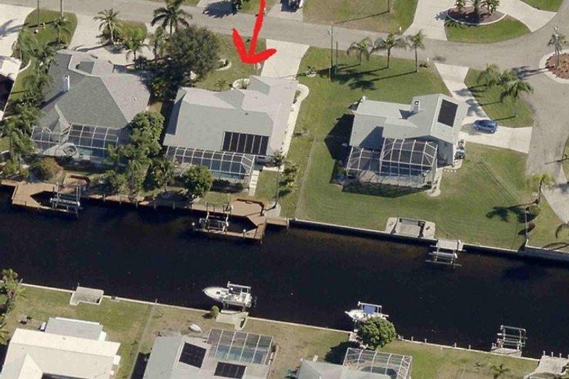 Villa Esprit Luftaufnahme