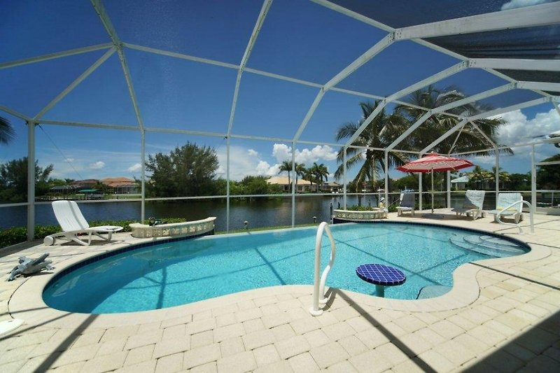 Cape Coral, a paradise for your holiday in Florida