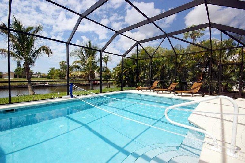 Willkommen,  genießen Sie Ihren Florida Urlaub in Cape Coral