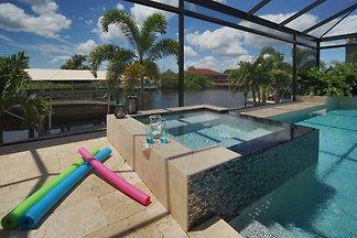 Maison de vacances à Cape Coral