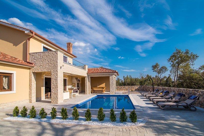 Die Villa LAURA
