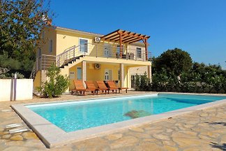 Holiday house with pool - KRK