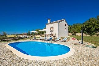 Luxus Villa VIS VITALIS mit Pool