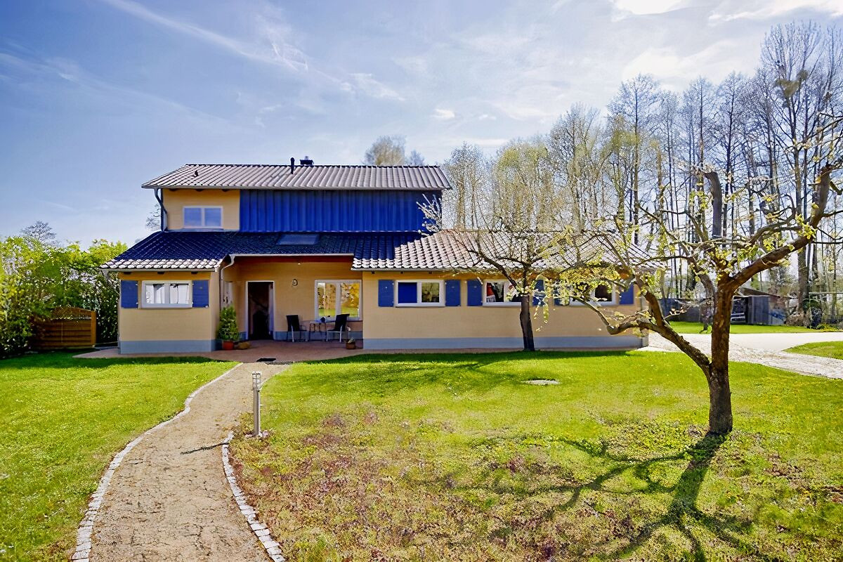 Haus am See - Ferienhaus in Oberuckersee mieten