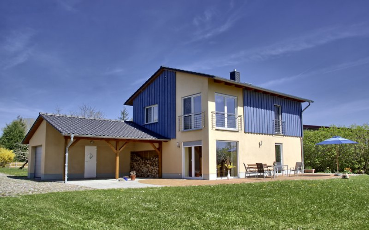 Ferienhaus In Oberuckersee Mieten