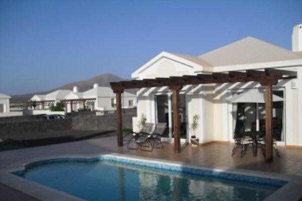 Villa Hikueru with pool à Playa Blanca - Image 1