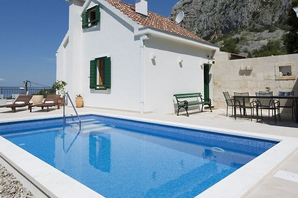 Casa Mely en Makarska -  1
