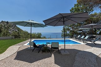 Ferienhaus Alta mit Pool