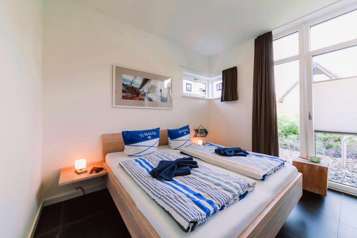 Luxus schlafzimmer mit whirlpool  5*****Sterne Strandhaus, Whirlpool - Ferienhaus in Karlshagen mieten