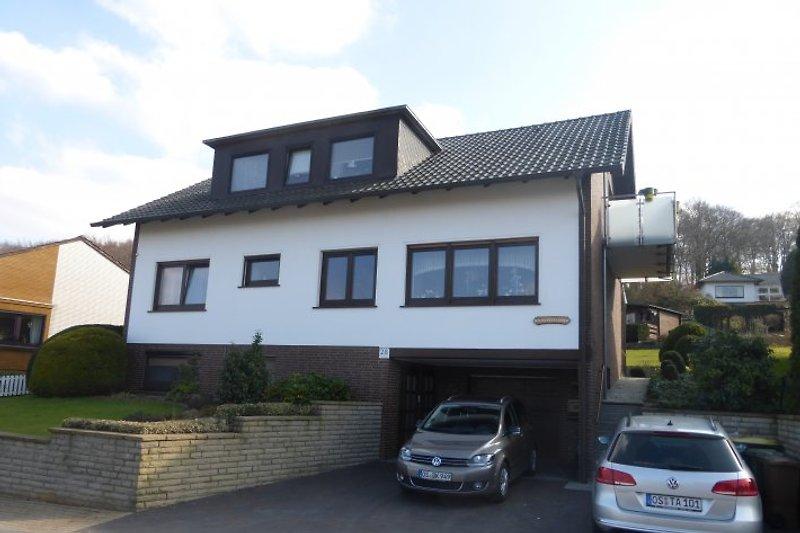 Ferienhaus Kopetzki Vorderansicht