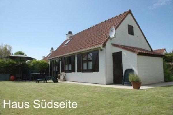 Fischerhaus en Bredene -  1
