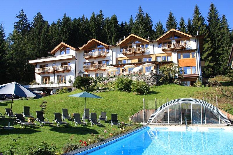 Gartenhotel Rosenhof - Das Paradies bei Kitzbühel