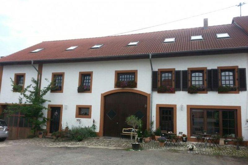 Unser lothringisches Bauernhaus