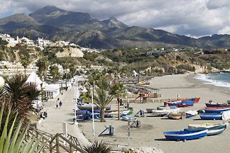 Nerja, Burriana beach