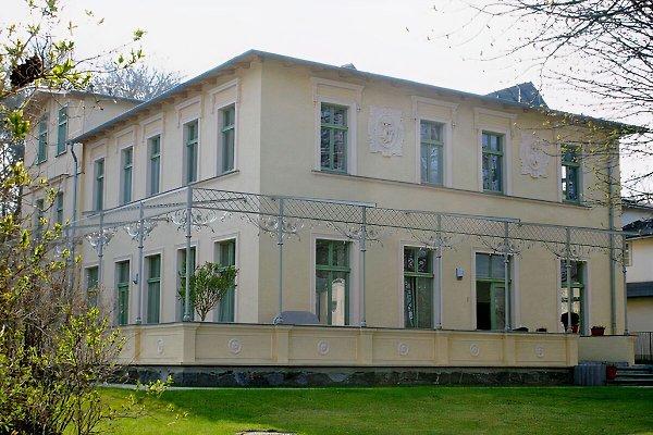 Villa Kaiserhof Zinnowitz à Zinnowitz - Image 1