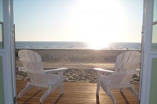 Strandhaus, direkt am  Strand!