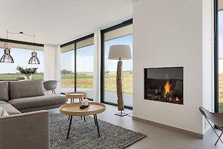 Luxury Design Villa na plaży Morza Północnego
