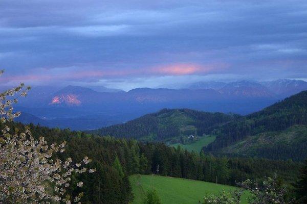 Frühlingsstimmung am Berg