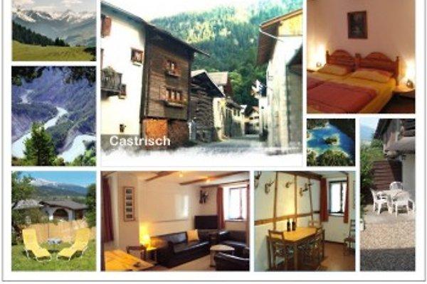 2-Zimmer-Ferienwohnung  à Castrisch - Image 1
