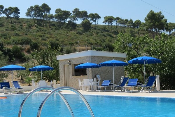 Hotel Residenz Villa Ascoli ** en Vieste - imágen 1