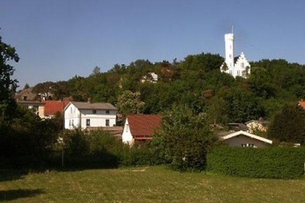 Lietzow mit Schloß Liechtenstein
