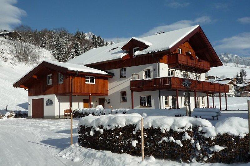 Haus Sion Winter