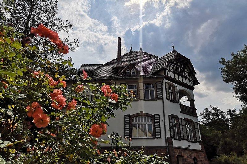 Villa des Brauereibesitzers