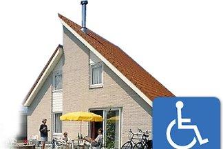 Luxe Holiday Villa per disabili