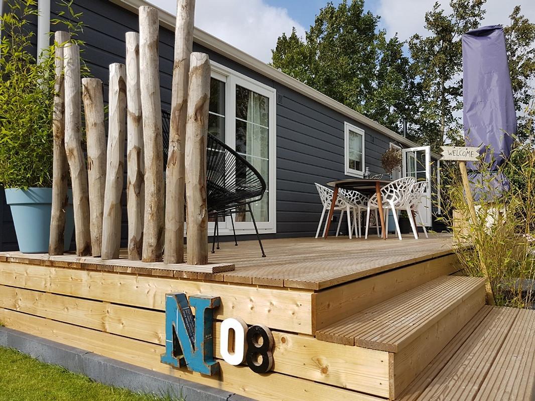 chalet strandloper n08 ferienhaus in scharendijke mieten. Black Bedroom Furniture Sets. Home Design Ideas