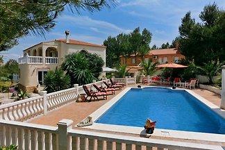 casa de vacaciones en España