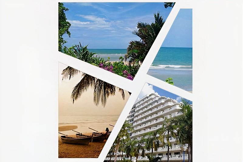 Beach front Jomtien/Pattaya à Jomtien - Image 2