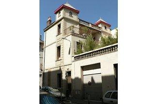 Appartement dans maison originale