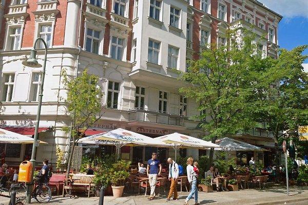 BERLIN APPARTEMENT 2 CHAMBRE TOURISTIQUE CENTRALE PRENZLAUER BERG center PANKOW 4 personne