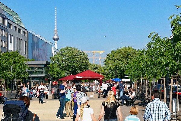 BERLIN 1 CHAMBRE VACANCES CENTER à Mitte - Image 1