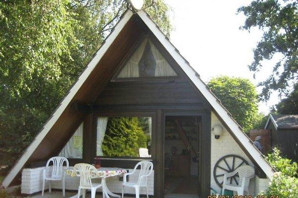 Ferienhaus-hinter-dem-Deich en Burhave -  1