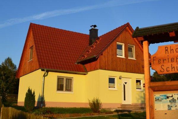 Rhönferienhaus Schütz à Schleid/Kranlucken - Image 1