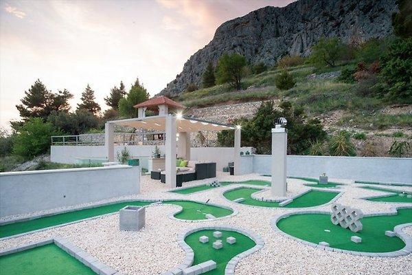 Villa Rita**** Pool,Jacuzzi,Sauna.. in Makarska - Bild 1