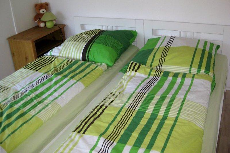 Ferienwohnung OG - Schlafbereich