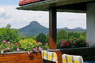 Haus Morgensonne mit Balkon