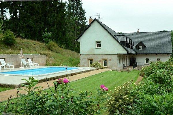 Casa de vacaciones en Vidochov-Stupna -  1