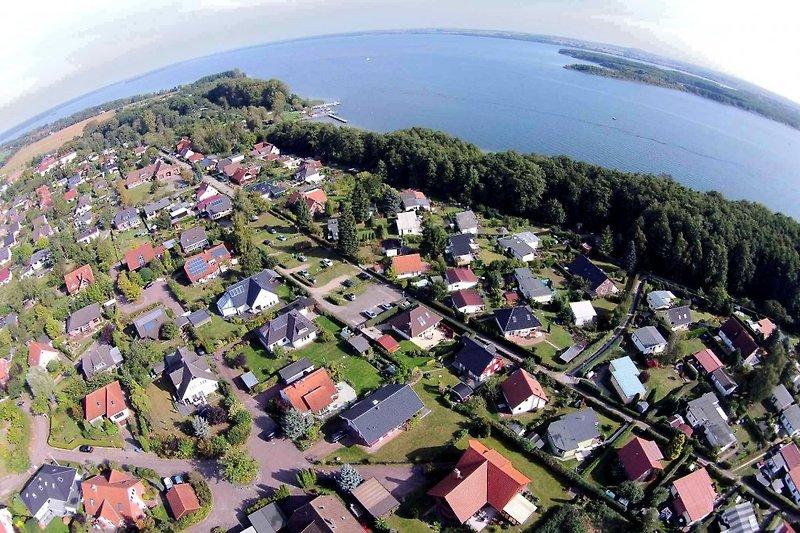 Luftbild Seehof