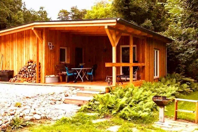 Rustikales Ferienhaus Stefans Ranch