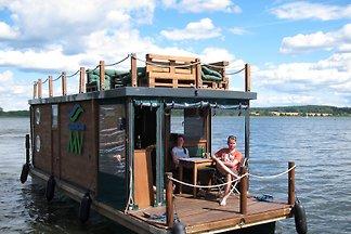 Hausboot Floss D9 style