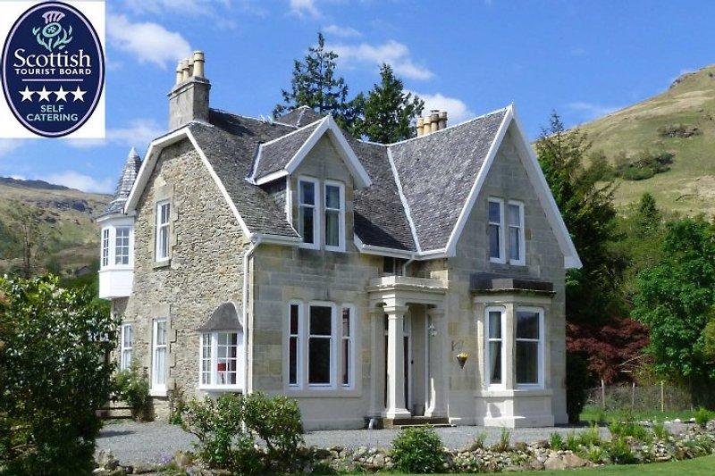 Rhumhor Holiday Lodge en Carrick Castle - imágen 2