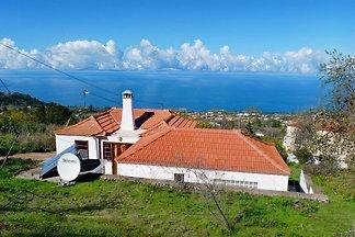 Traumhaftes Ferienhaus mit wunderschönem Meerblick